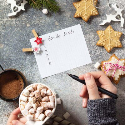Mama's Christmas Magic To-Do List