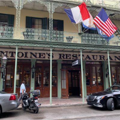 Spring Break Fun in New Orleans