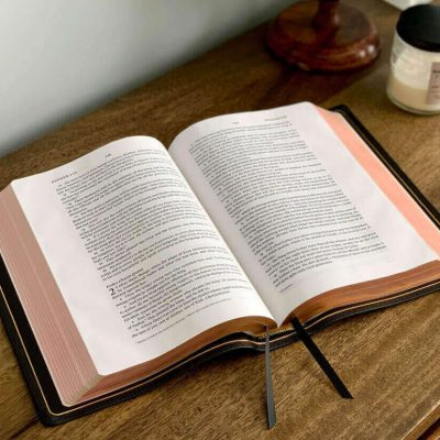 My Top 7 Tips for Reading the Bible